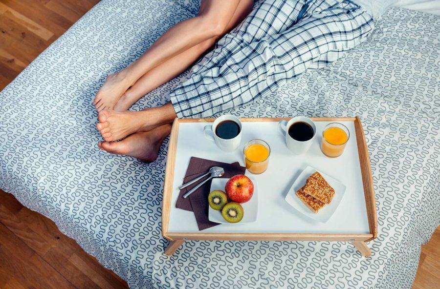 Coppia: per San Valentino fate colazione insieme