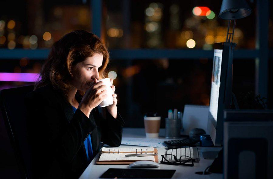 Lavori notturni: consigli salva-salute