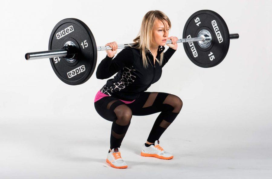 Bilanciere: i 5 migliori esercizi per le donne