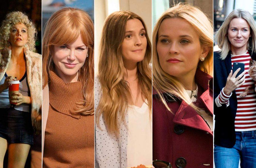 5 attrici top per 5 serial