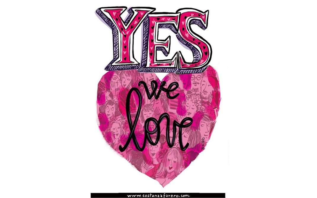 YES-WE-LOVE mad zone