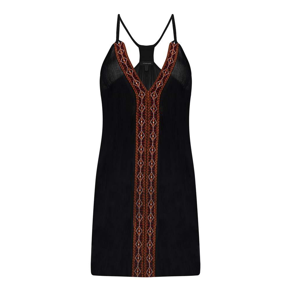 Primark – vestitino nero con inserto centrale (euro 12)