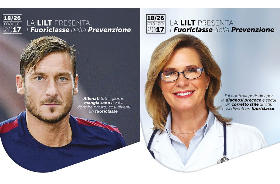 LILT: torna la Settimana Nazionale per la Prevenzione Oncologica