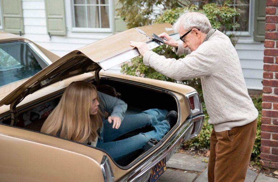 Scene di crisi fra Woody Allen e Miley Cyrus