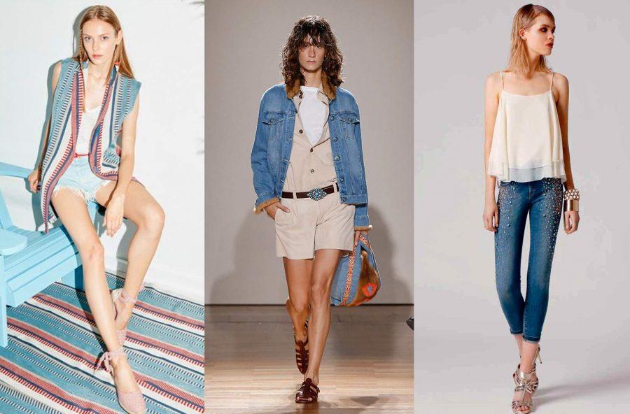 Tendenza moda primavera 2017: denim forever