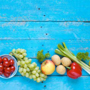 Verdura e frutta, ogni giorno 10 porzioni