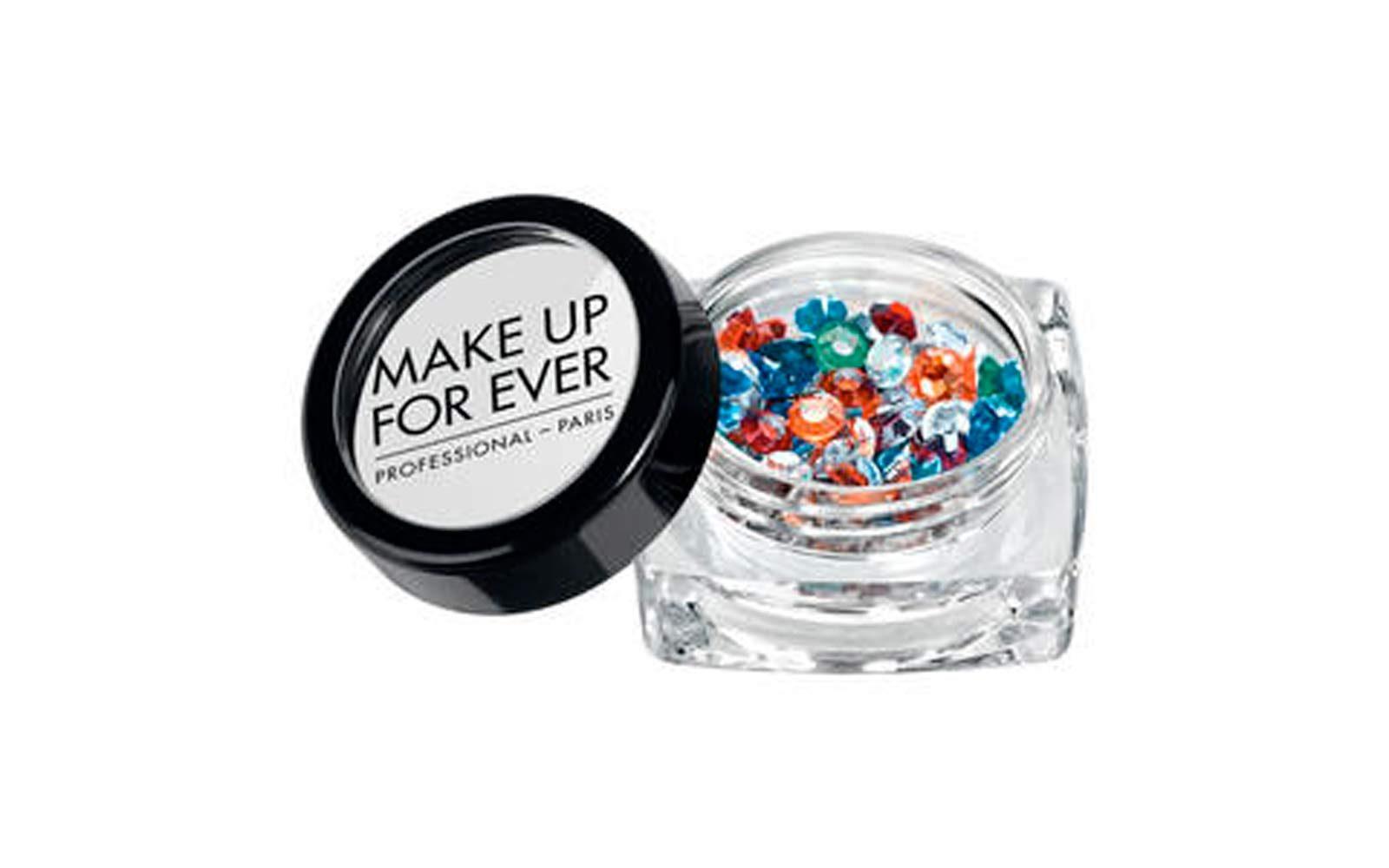 Make up Forever – brillantini da applicare in viso (euro 11,90)