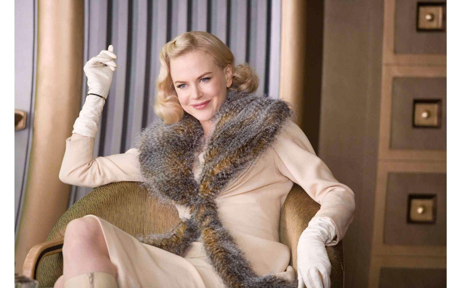 Nicole Kidman la trasformista | Silhouette Donna