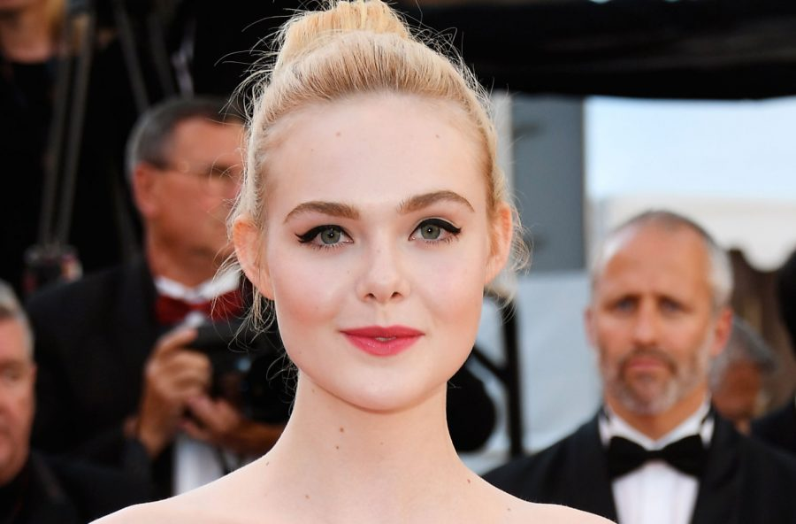 Cannes 2017, il beauty look di Elle Fanning