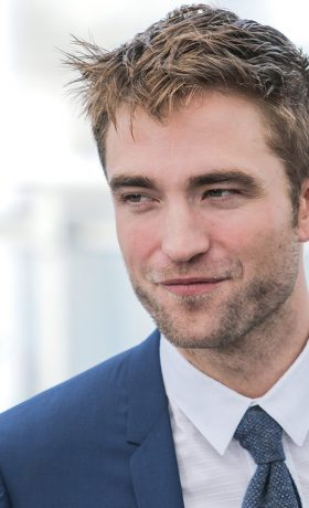 Robert Pattinson -Cannes 2017
