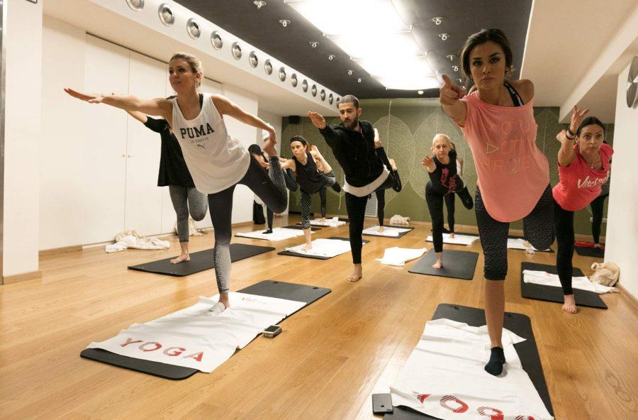 Yoga, per sviluppare l'equilibrio