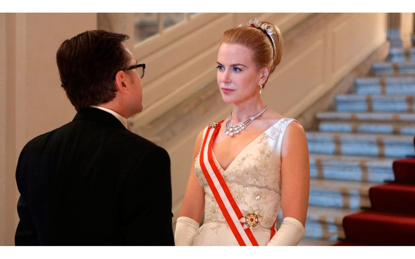 """""""Grace"""" (2014) L'eleganza, la compostezza, la figura sottile, algida e impeccabile: poche attrici potevano permettersi di interpretare un'icona come Grace Kelly, e Nicole è davvero principesca."""