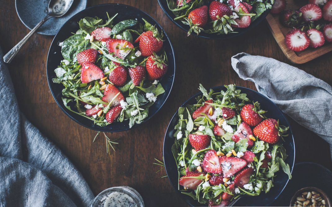 insalata-fragole