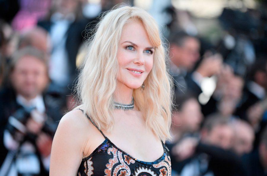 Nicole Kidman la trasformista