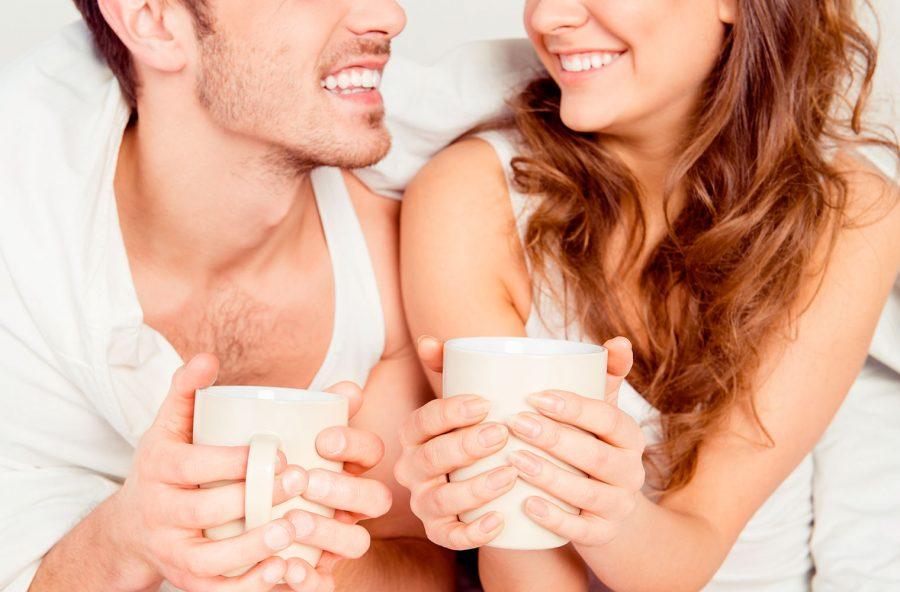 Tisane della passione, da bere in coppia