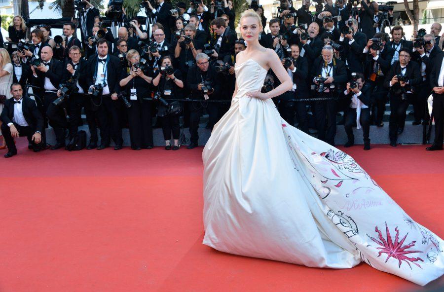 Elle Fanning splende a Cannes