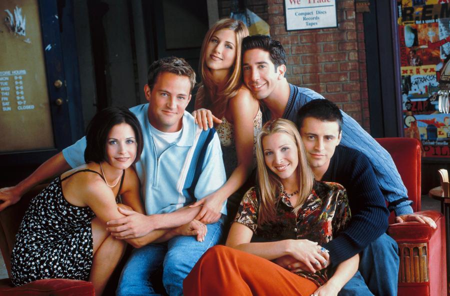 Friends torna in tv… dopo 20 anni