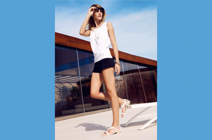 Trend moda estate 2017, sandali superstar