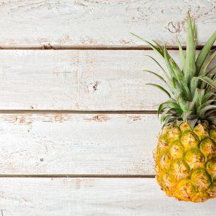 Ananas, il re dell'estate