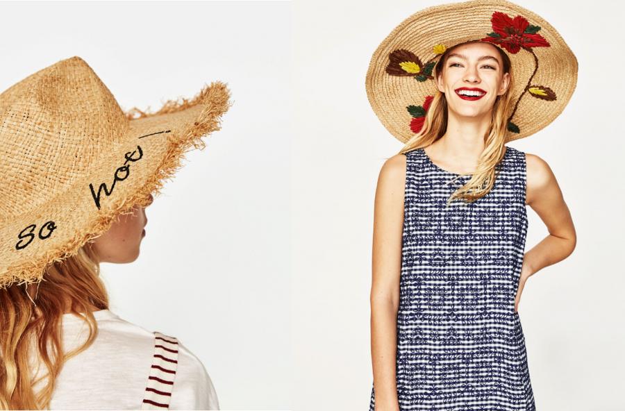 Trend moda, mai senza cappello… in paglia