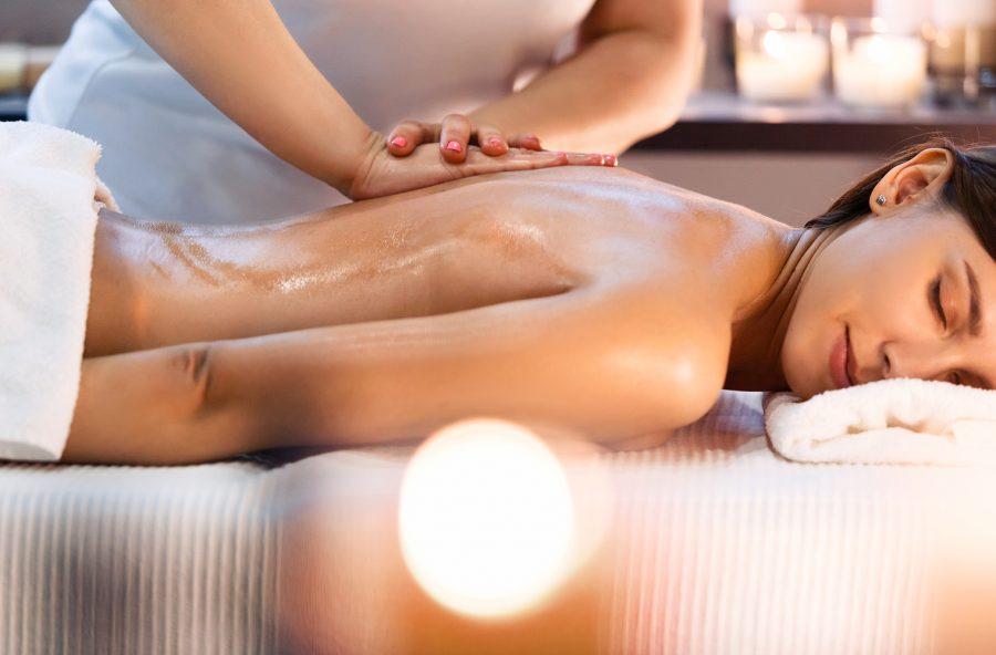 """Relax totale con il massaggio multisensoriale """"amani"""""""