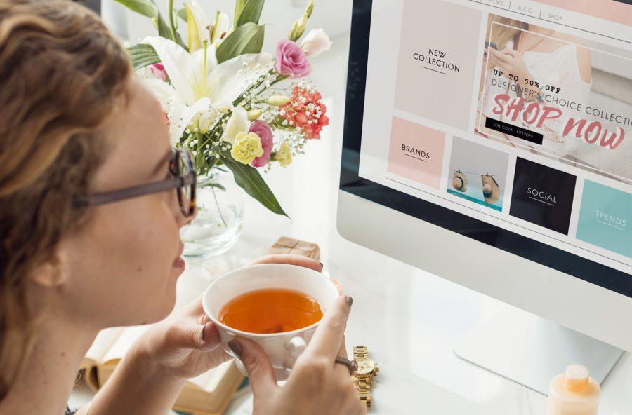 Shopping online, sempre più amico delle donne