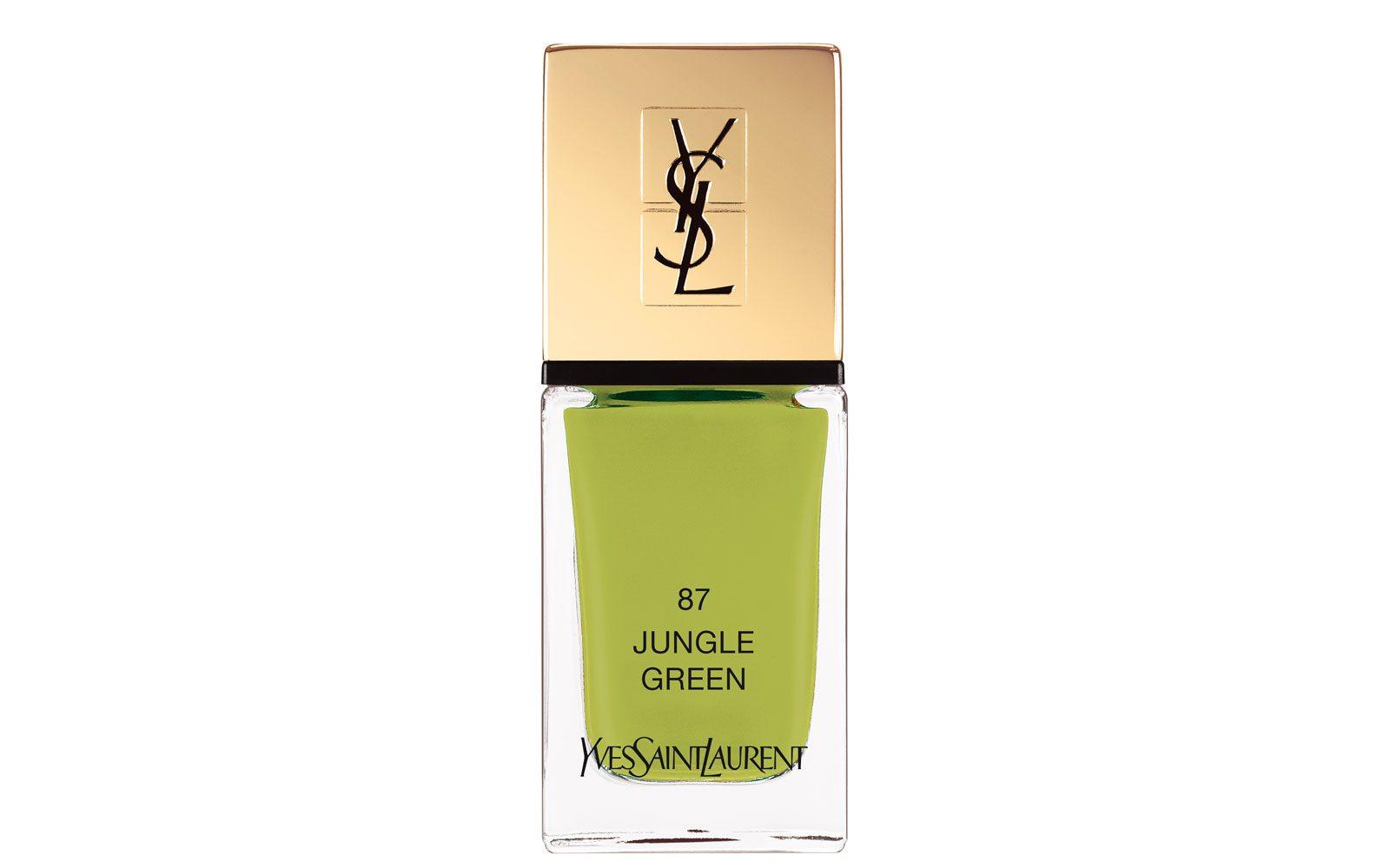 YSL, Laque Couture Jungle Green