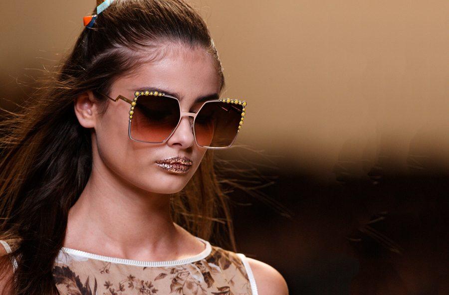 Make up estate: glitter sulle labbra