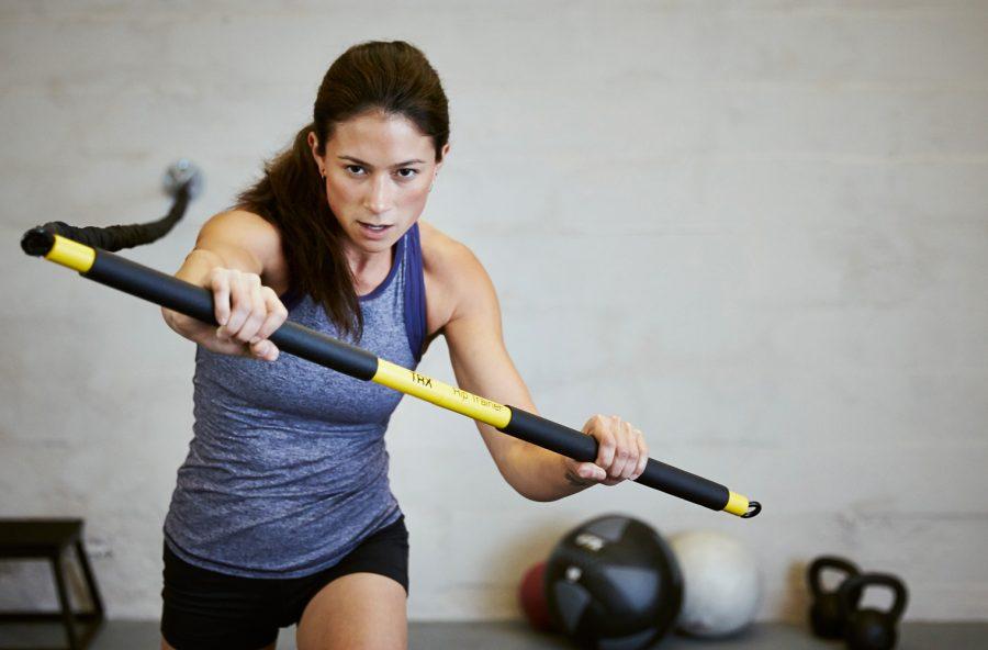 SUP training per modellare spalle e braccia