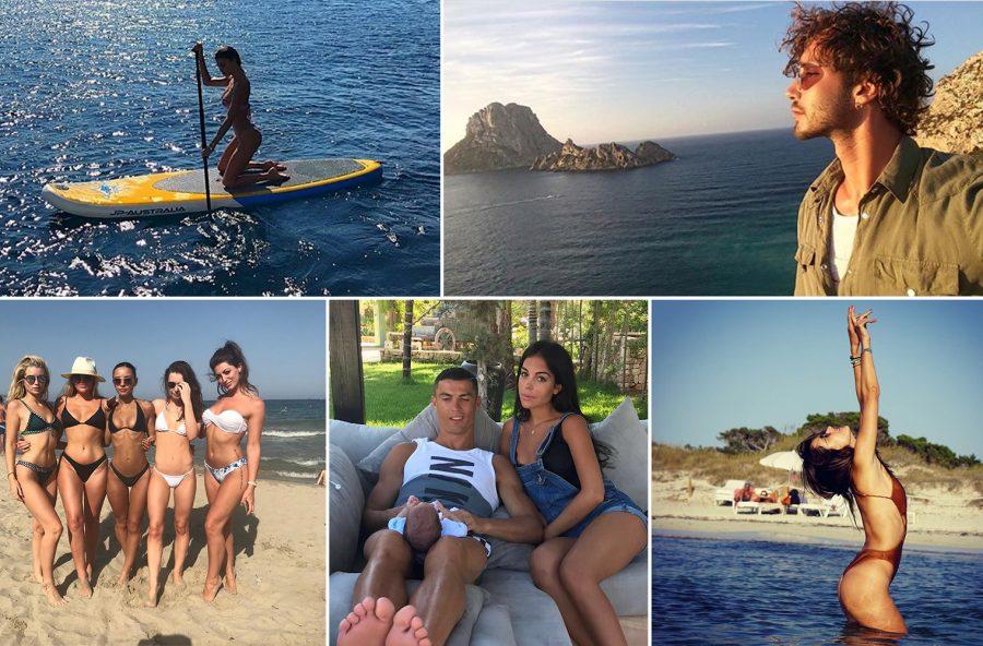 Ibiza, cuore del gossip dell'estate 2017