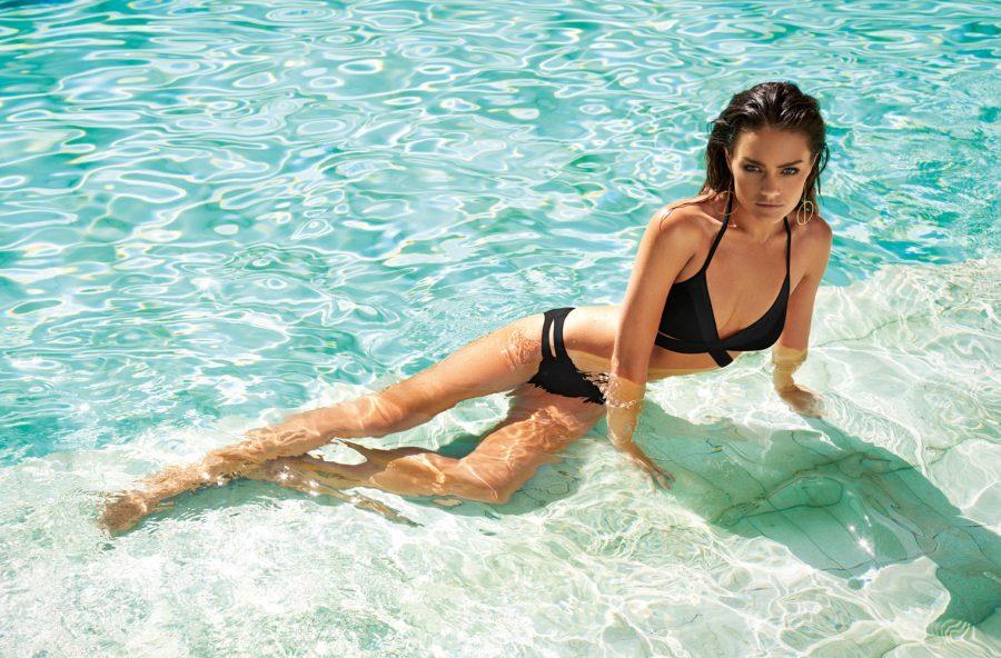 Moda mare 2017: il bikini più sexy? È nero