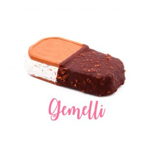 Gemelli: se fossi un gelato saresti… gelato biscotto