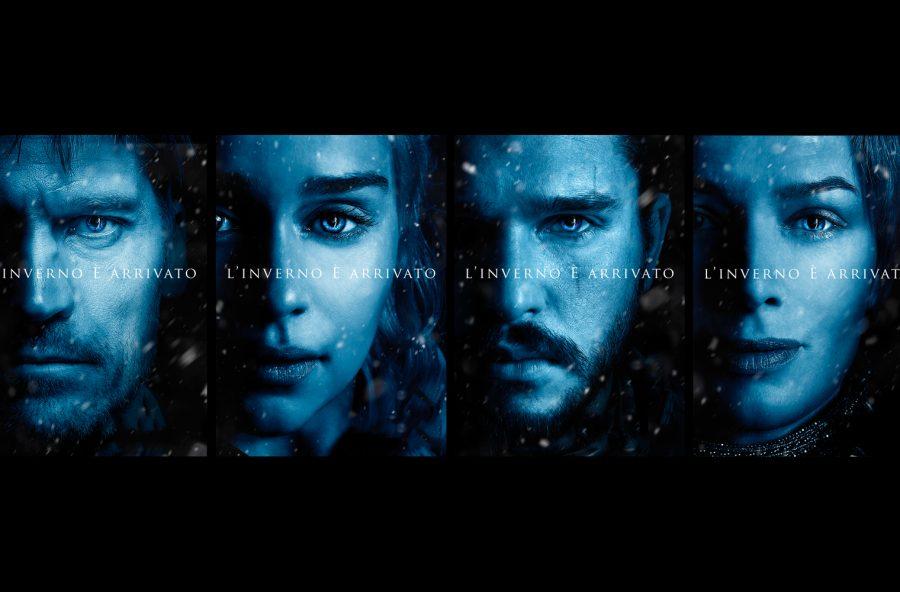 Game of Thrones 7: l'Inverno è arrivato anche al Castello Sforzesco