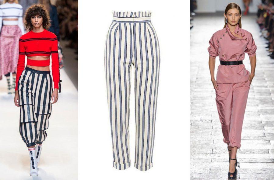 Trend moda: parachute pants, un must dell'estate