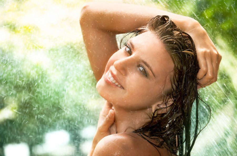Abbronzatura: non lavarla via sotto la doccia