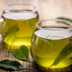 Tè verde per aumentare gli effetti della dieta
