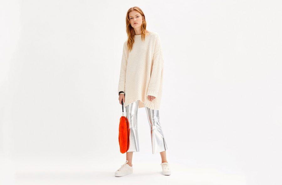 Trend moda autunno 2017, il maglione? È oversize