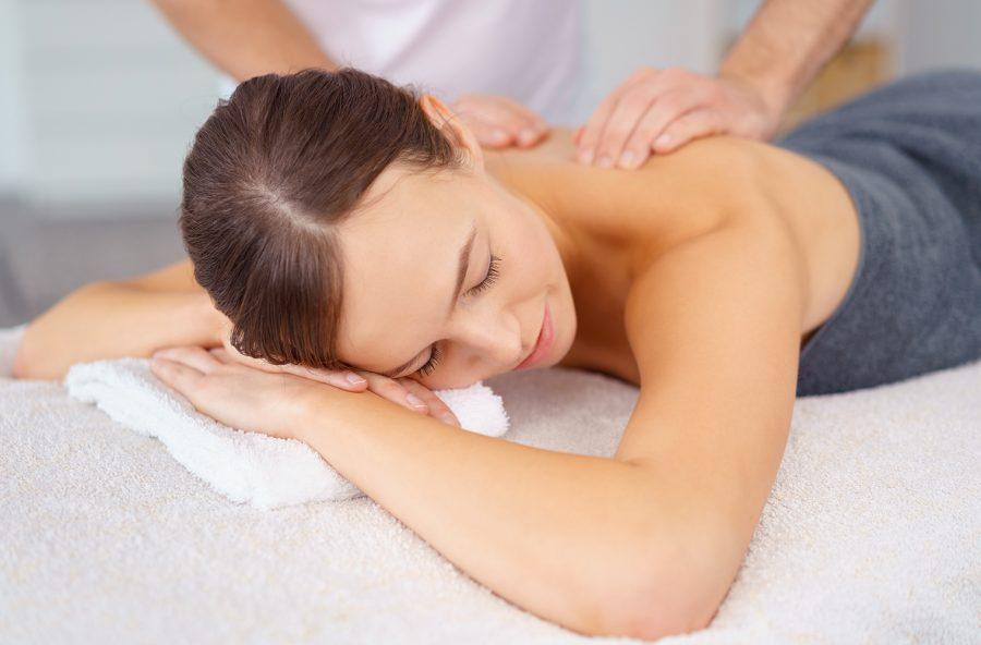 Break massage: una veloce pausa rigenerante