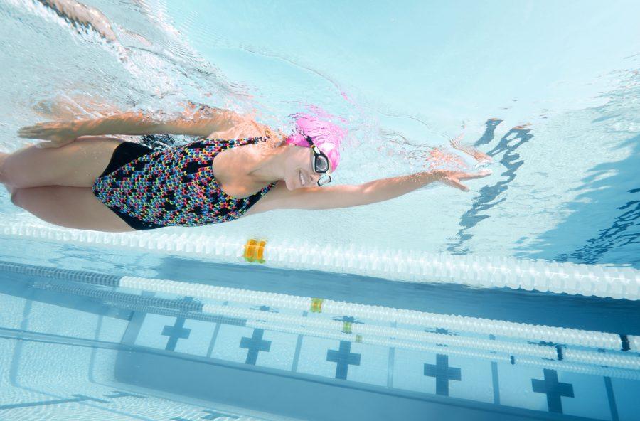Nuoto: slim&tone, ma soprattutto anti-stress