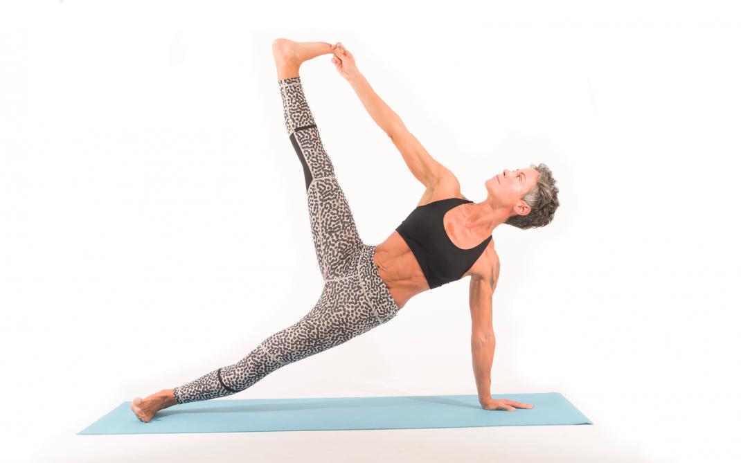 Yoga per modellare addome e punto vita basta un asana
