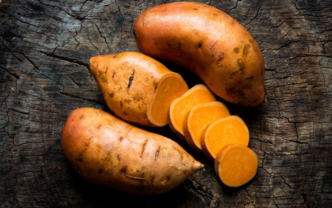 fare le patate dolci perdere peso quando cotti
