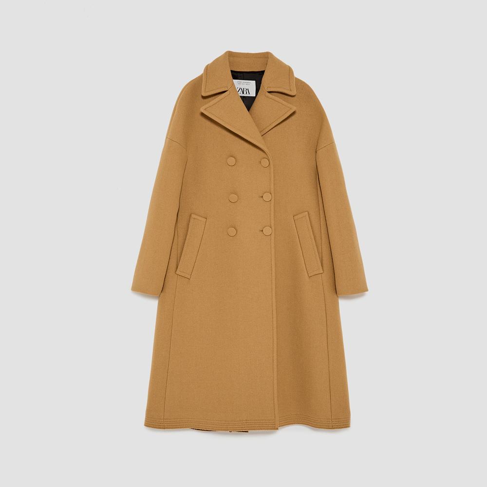 Zara – Cappotto over size (euro ... 5281c344711