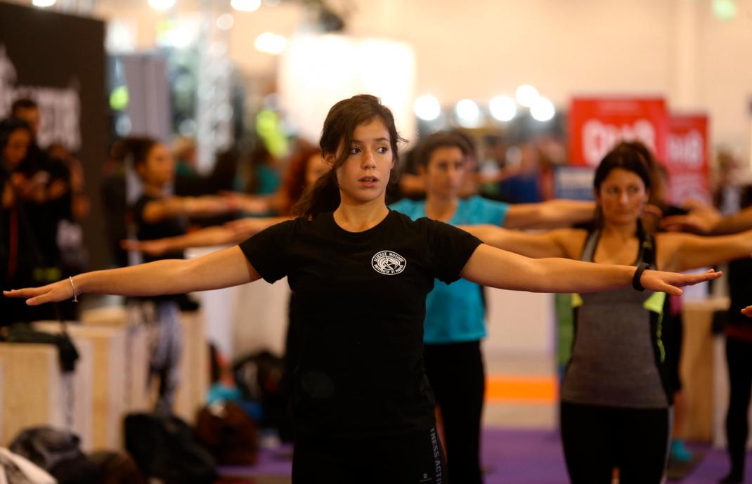 Move vieni a scoprire 8 novit del festival del fitness - Fiera del mobile vicenza ...