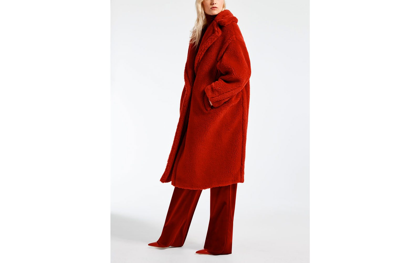 Max Mara – Teddy Bear Icon Coat