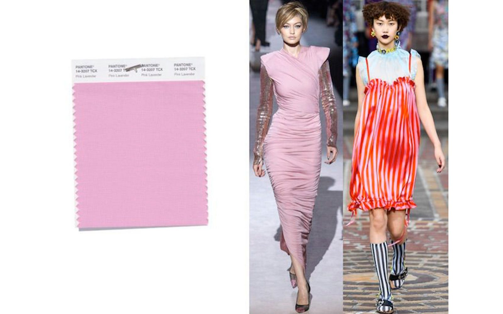 What is the fashion color for 2018 66