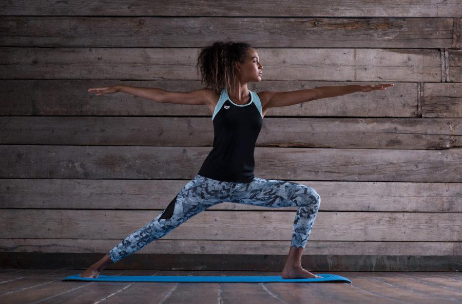 Iyengar yoga, con gli attrezzi gli asana sono più facili