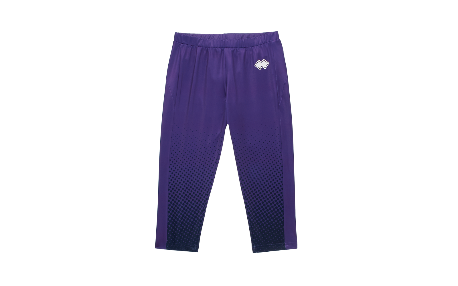 ERREA' REPUBLIC leggings corti in tessuto tecnico viola (euro 27,90) www.it.errea.com