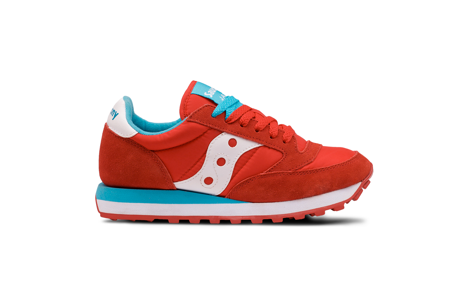 SAUCONY ORIGINALS glamour in rosso, sneakers per le passeggiate metropolitane euro 105 www.sauconyoriginals.it
