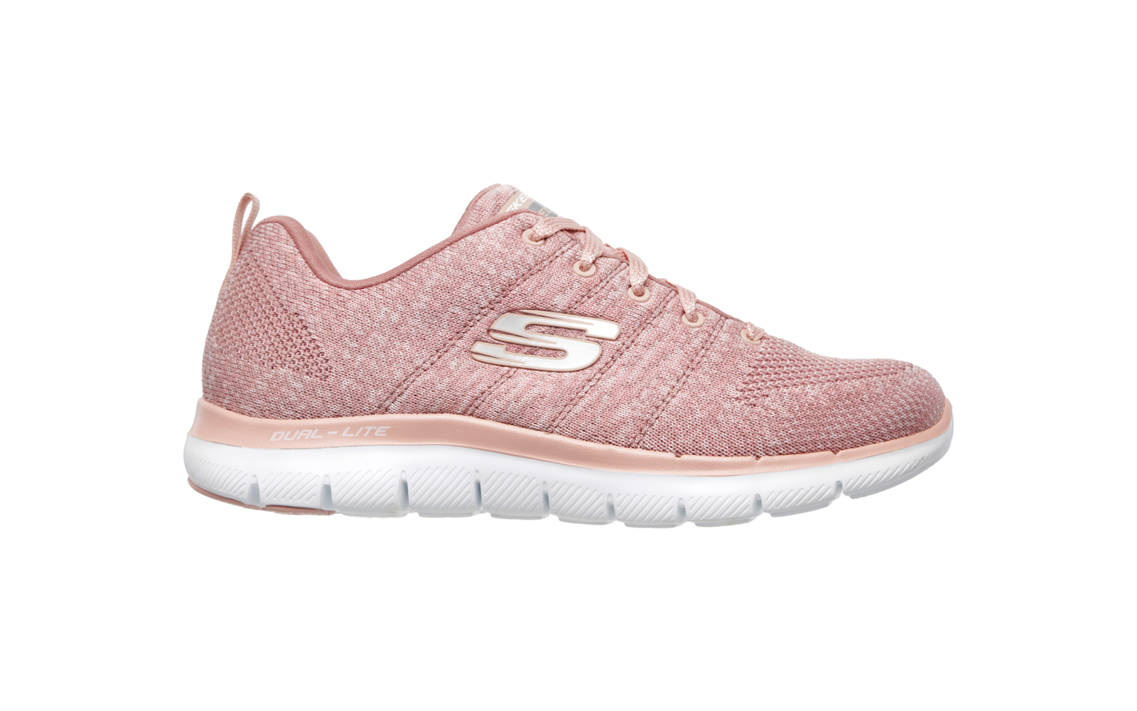"SKECKERS  leggere ""flex appeal 2.0"" rosa, ideali per fitness euro 69,90 www.it.skechers.com"