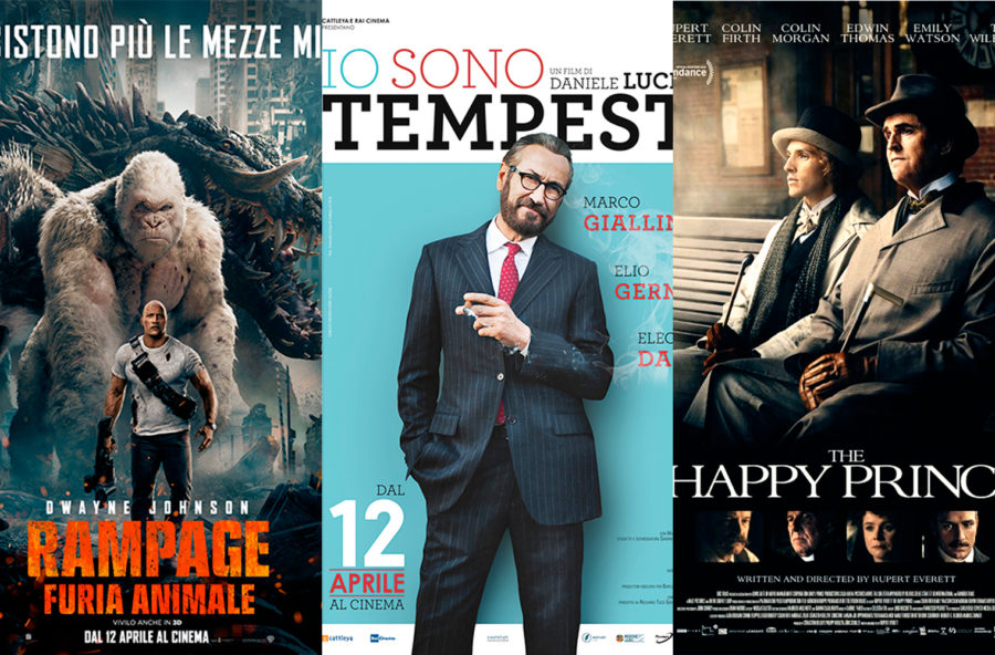 Cinema, vieni a scoprire i film del weekend